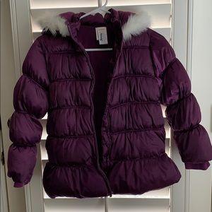 EUC Gymboree puffer jacket